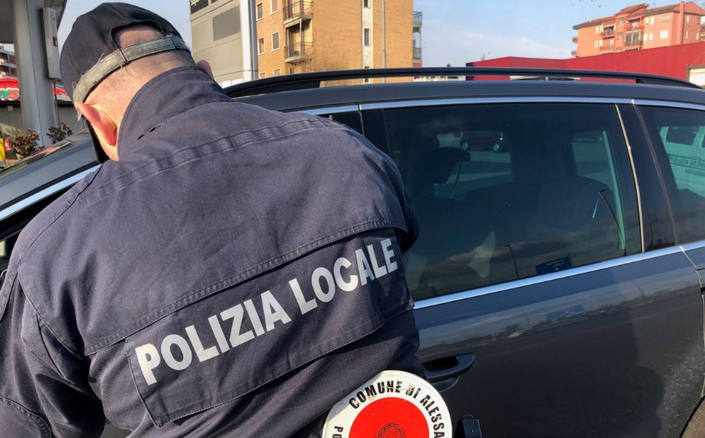 CoronaVirus: continua l'attività di controllo sul territorio della Polizia Locale di Casale Monferrato