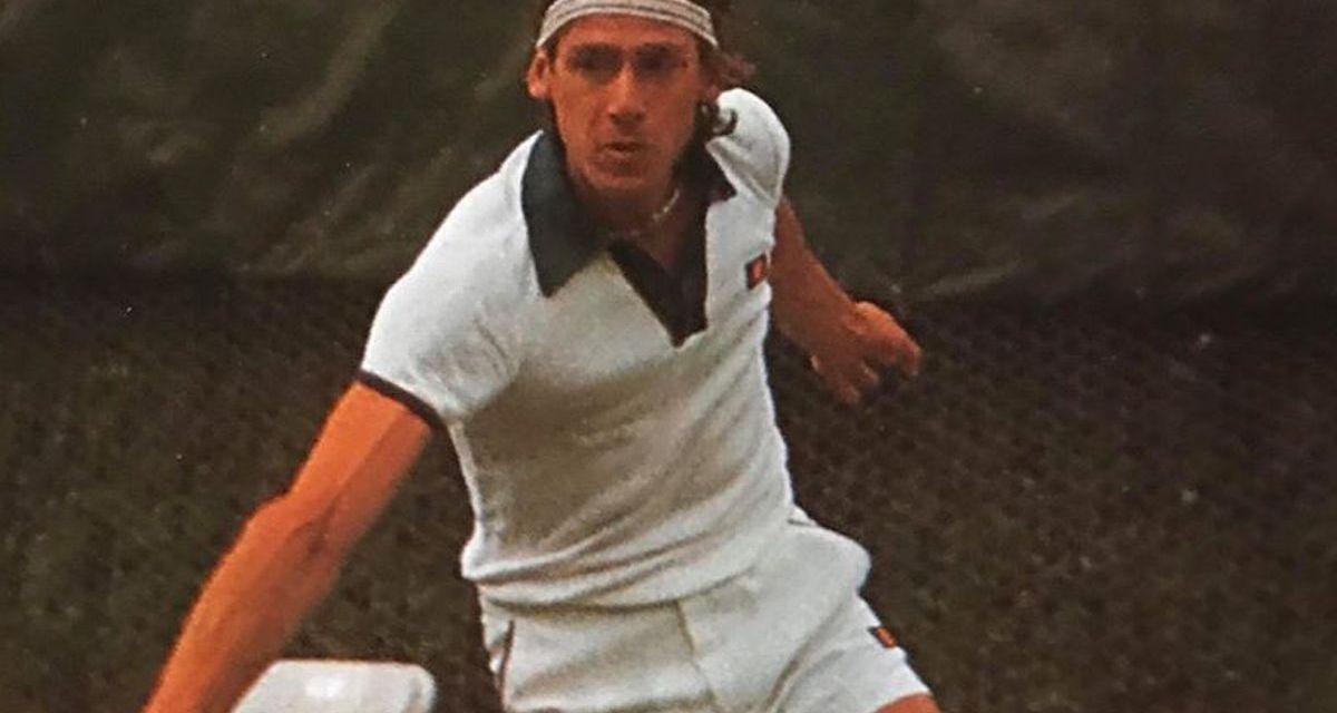 Personaggi Alessandrini: il grande tennista Corrado Barazzutti