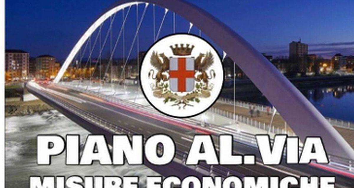 Prime misure per il rilancio economico della Città di Alessandria