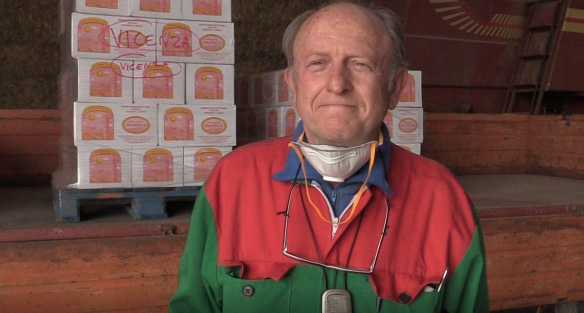 Agricoltore di Fubine regala 120 mila porzioni di polenta agli Enti di assistenza del territorio