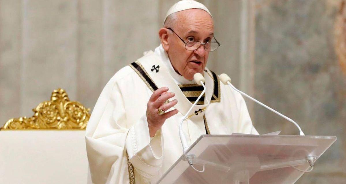 """Dopo la morte di 10 suore a Tortona per Coronavirus Papa Francesco scrive alla Madre  superiora delle orionine: """"Coraggio"""""""