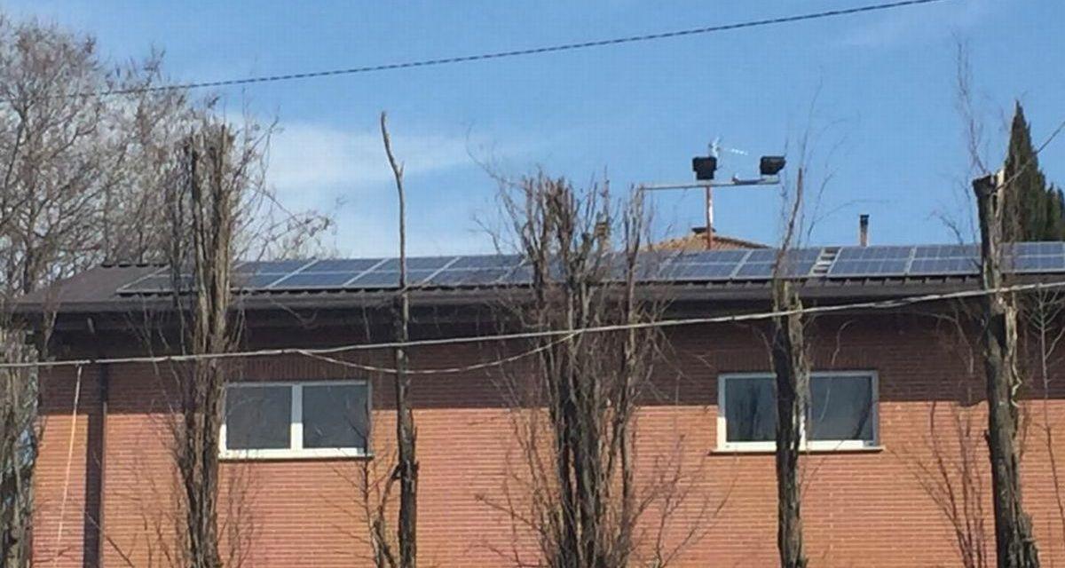 A Villaromagnano energia gratis per scuola e Comune grazie all'efficientamento energetico