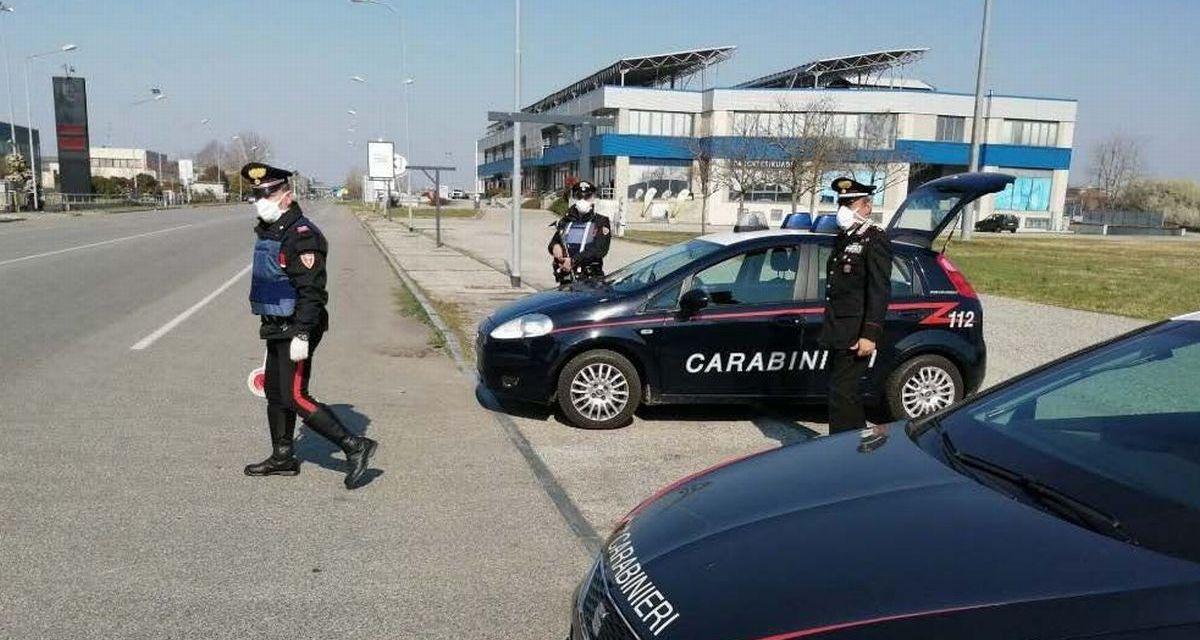 I carabinieri di Casale Monferrato denunciano 3 persone per guida in stato di ebbrezza e una quarta per immigrazione