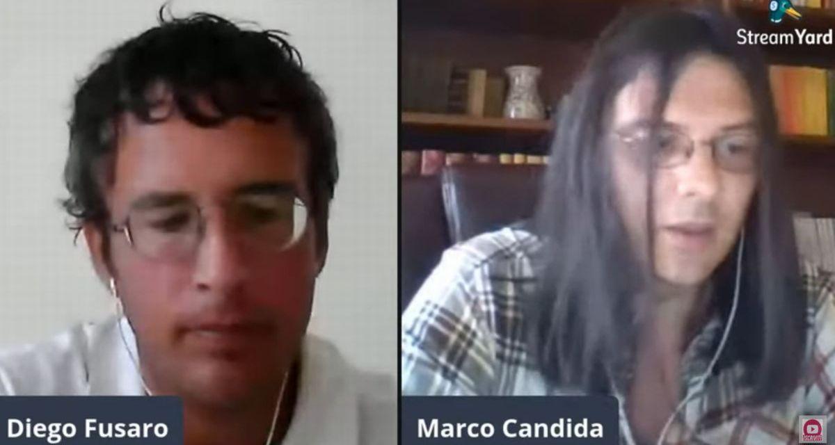 Il saggista Diego Fusaro chiama il tortonese Marco Candida a spiegare Steinbeck ed è un successo. Il link