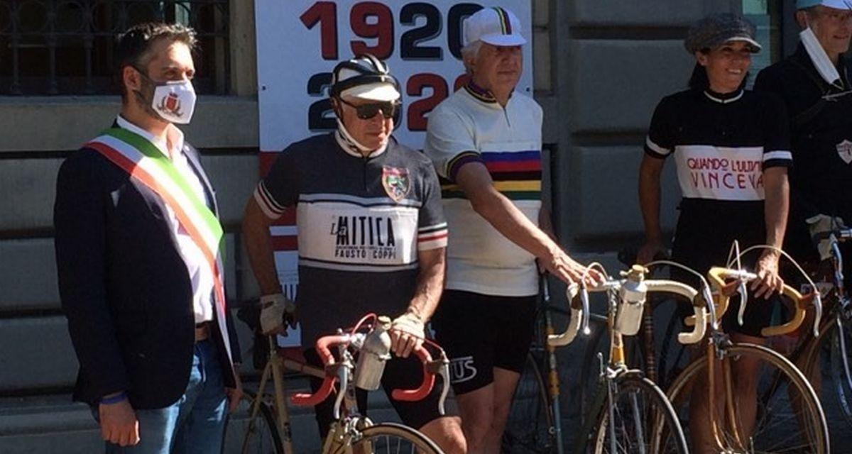 Ieri a Tortona festeggiato il centenario di Luigi Malabrocca, un Campione. Parallelismo col Covid