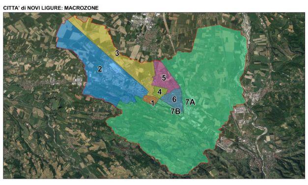 Lunedì a Novi Ligure inizia la consegna gratuita dei nuovi contenitori per i rifiuti nella macroaree