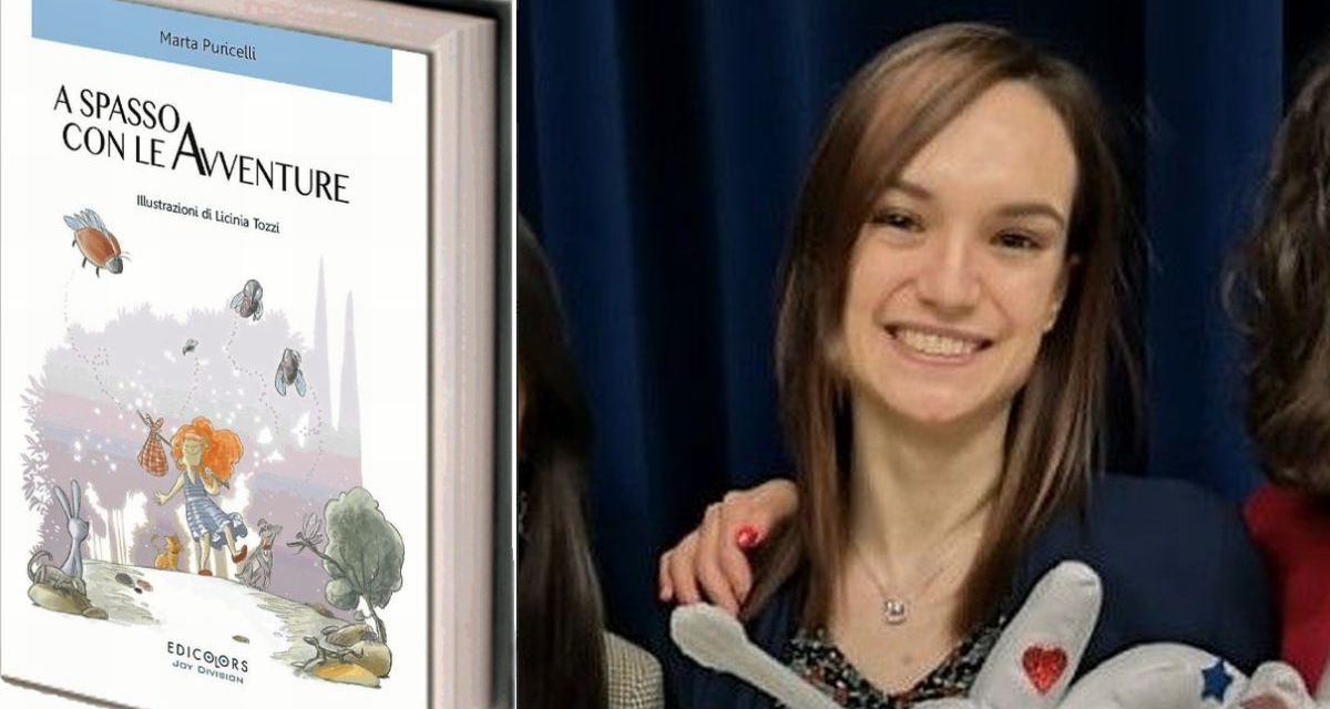 """""""A spasso con le avventure"""" un libro di Marta Puricelli perfetto per i bambini"""