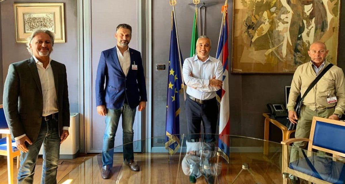 Summit del Comune di Tortona a Torino per il Nuovo Piano regolatore che va avanti