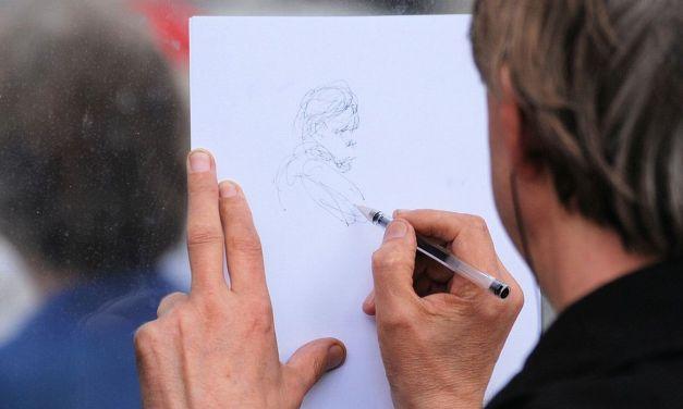 Personaggi Alessandrini: l'artista Giorgio Alberini