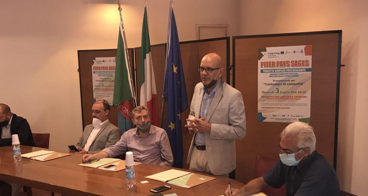 Aumento della resilienza dei territori della Riviera italo-francese e del Basso Piemonte