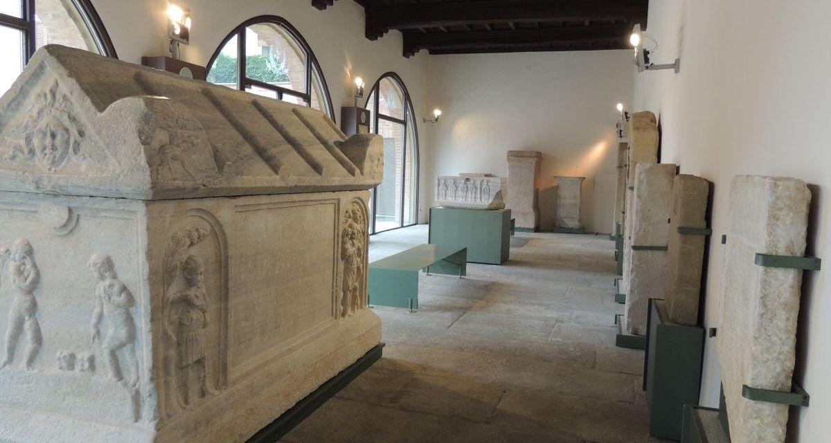 Il Museo di Tortona è realtà: pronta la prima sala, a breve le altre due. La presentazione e le prime immagini