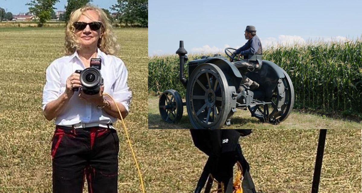 Due fotografi di fama mondiale a Pontecurone per realizzare immagini di una mostra internazionale