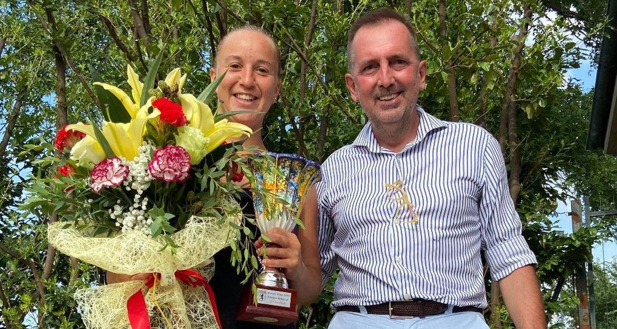 A Tortona è ripreso anche lo sport di alto livello con tennisti provenienti da tutta Italia