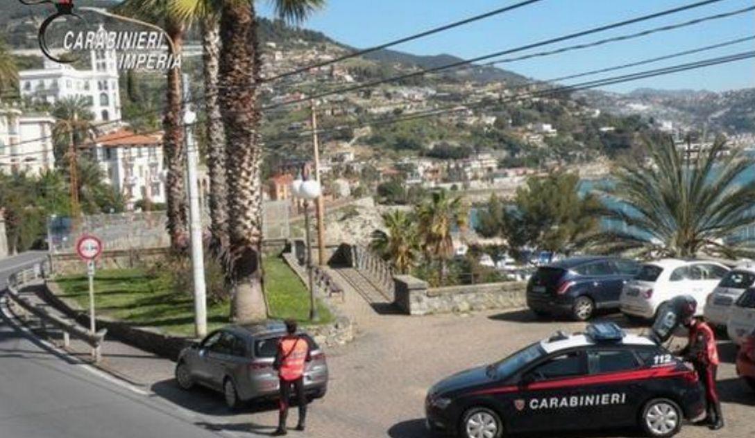 Straniero arrestato per un furto all'ospedale di Bordighera