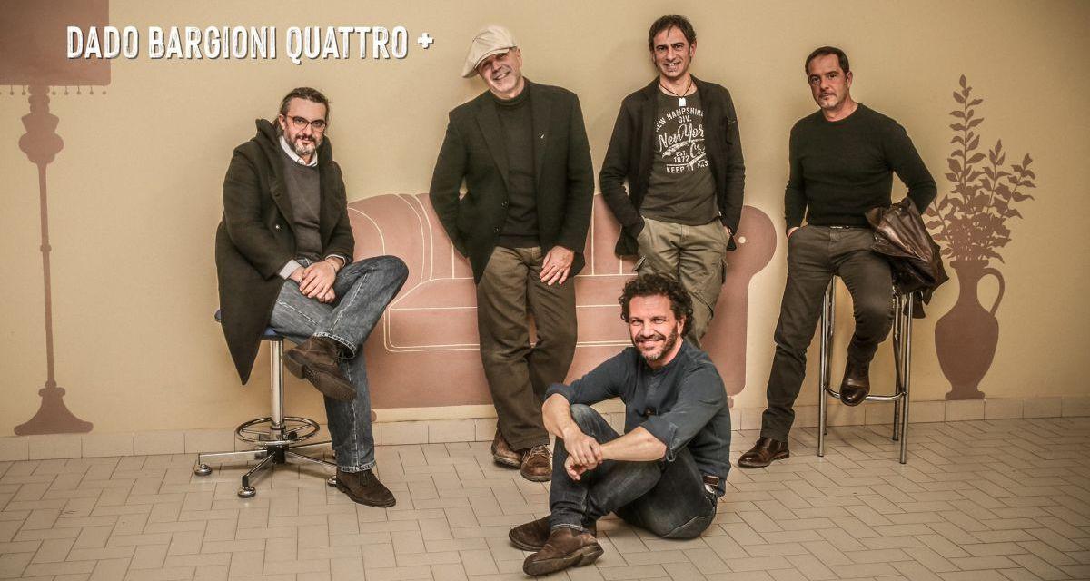 Sabato ad Arquata Scrivia va in scena Dado Bargioni Quattro+