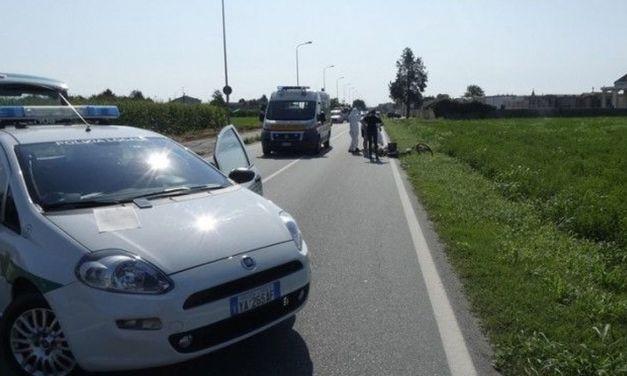 Investe un ciclista di 62 anni e scappa, individuato dalla Polizia Municipale di Casale Monferrato. Era ubriaco fradicio