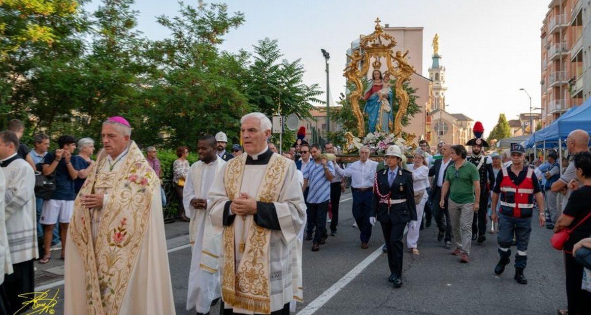 Domani a Tortona inizia la Novena della Madonna della Guardia
