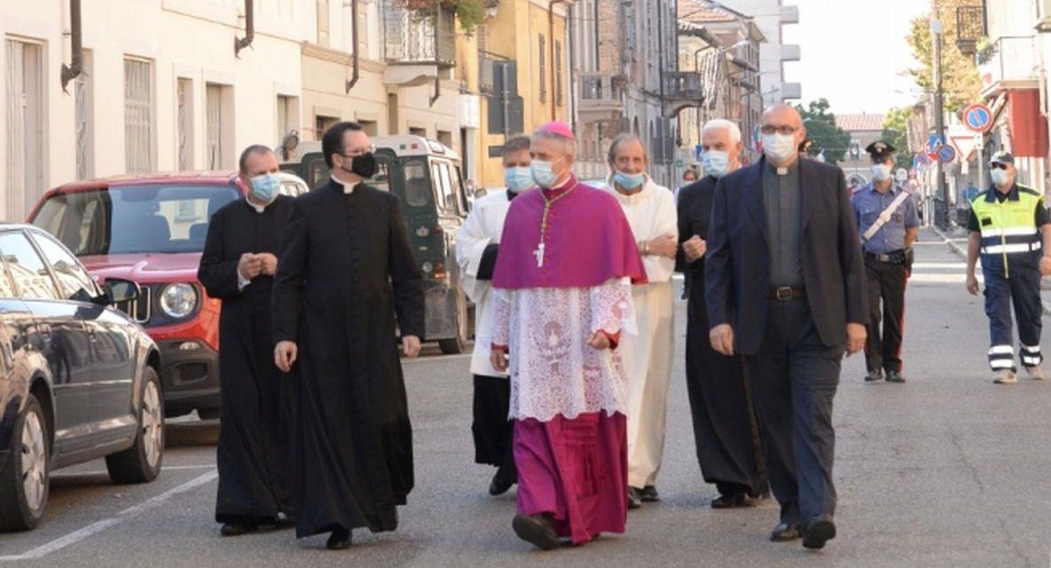 Pontecurone accoglie il suo nuovo parroco don Loris Giacomelli