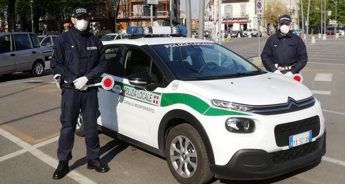 Insulta la Polizia Municipale sui Social denunciato un abitante di Casale Monferrato