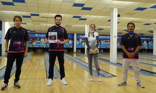 Bowling a Diano, vince la squadra Fantapizza