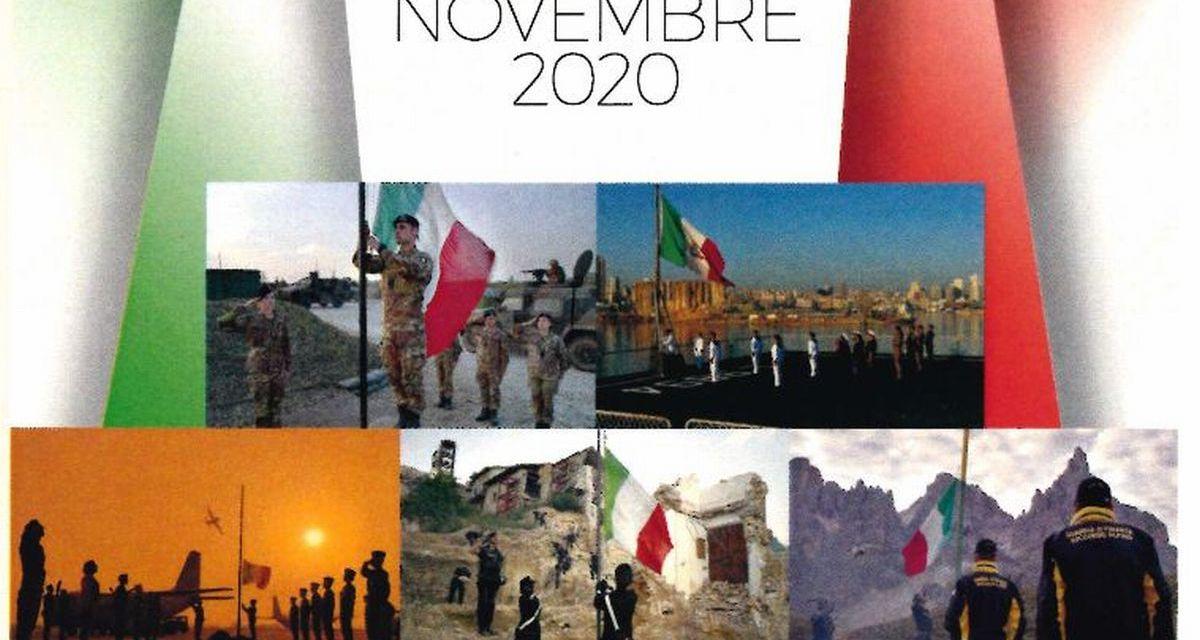 I Carabinieri ricordano la Giornata dell'Unità Nazionale e delle Forze Armate