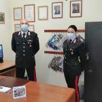 Martina Graziano nuovo vice Comandante dei Carabinieri di Ticineto