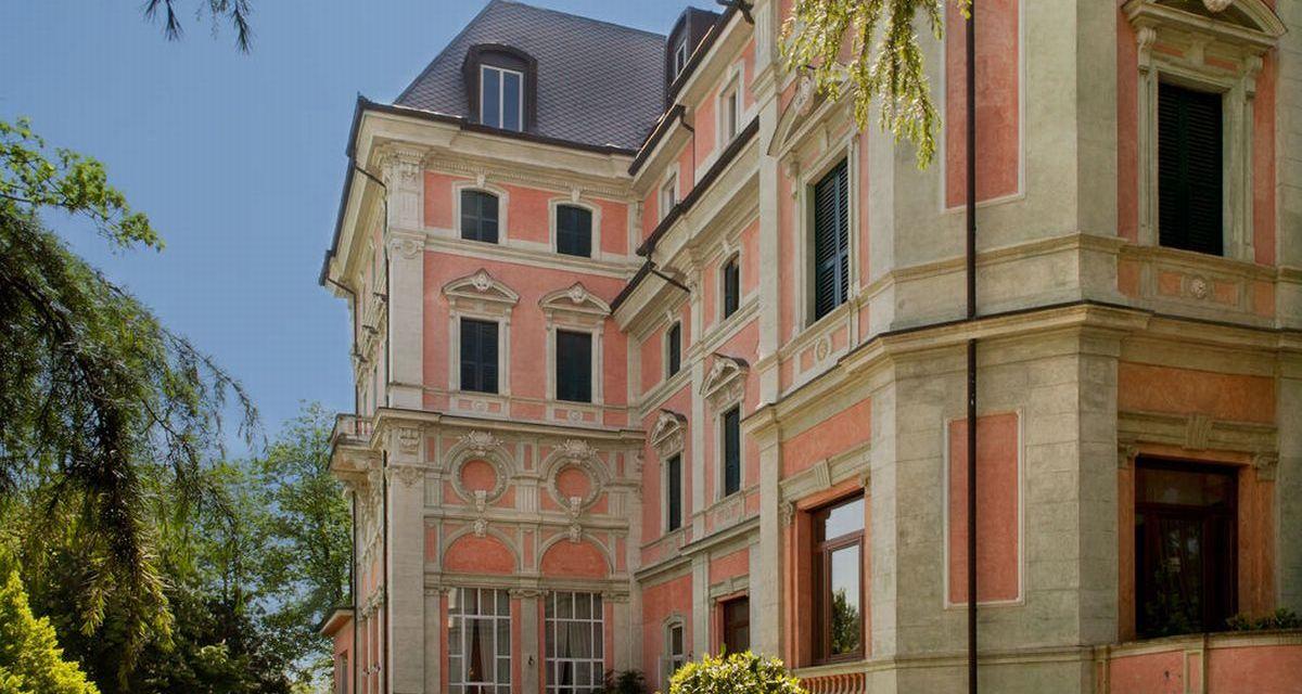 A Villa POmela di Novi Ligure ricordato Edilio Raggio grazie al Rotary