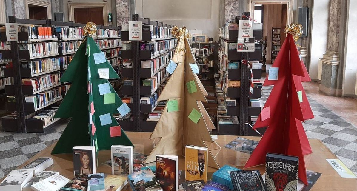 «Racconti in manici di scopa»: le video-letture per l'Epifania a Casale Monferrato