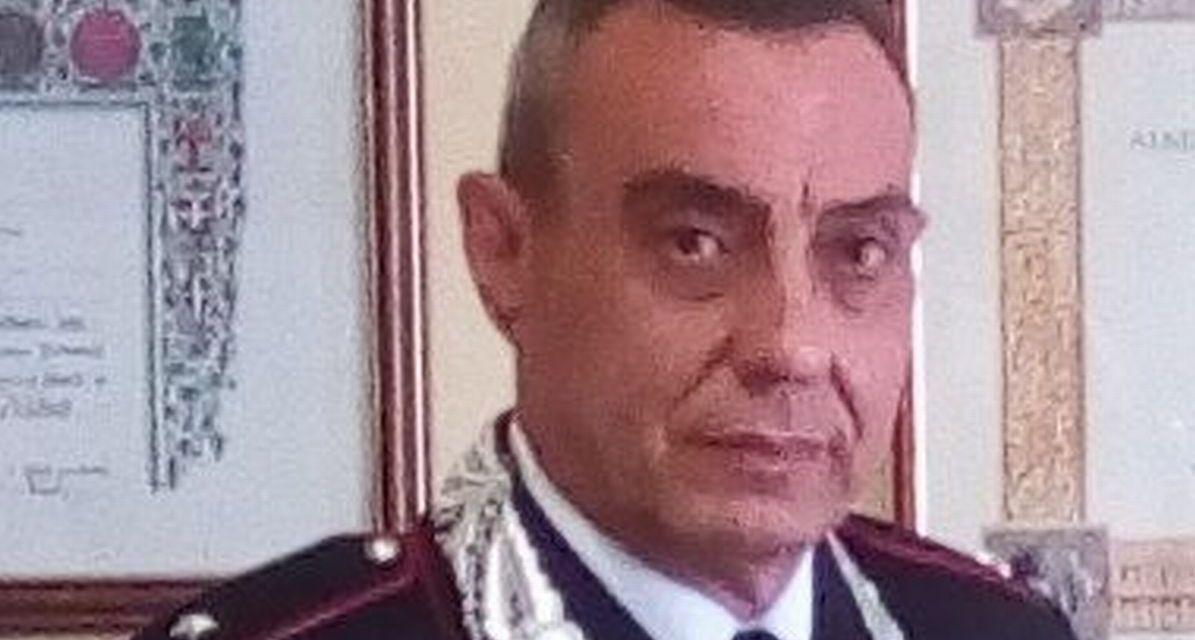 In pensione il Comandante del Norm dei Carabinieri di Casale Salvatore puglisi dopo 42 anni