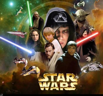 star wars - I