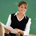 Insegnante Felice