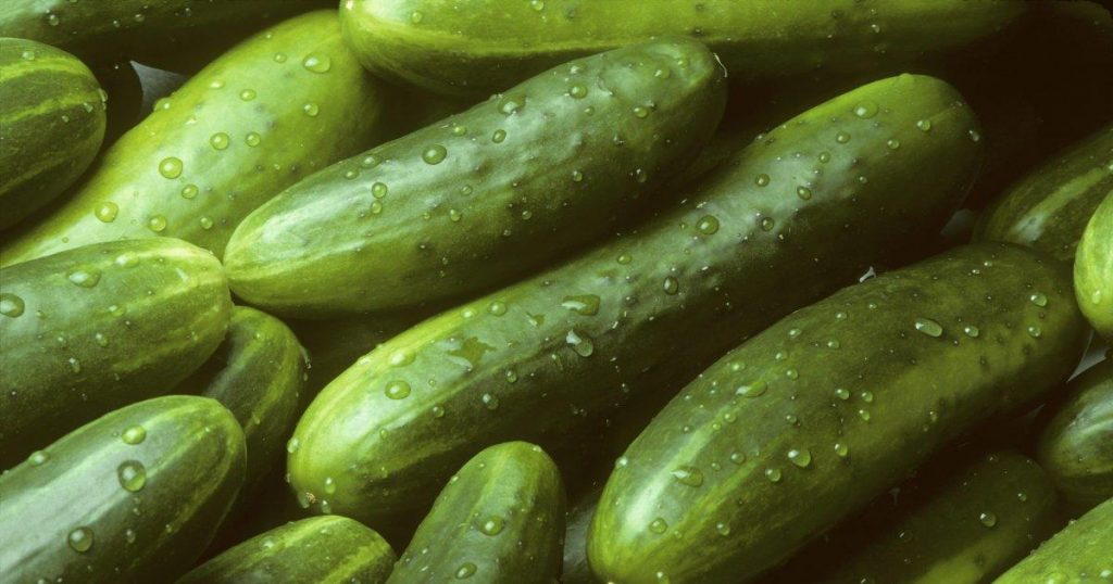 Tips for Buying and Storing Cucumber
