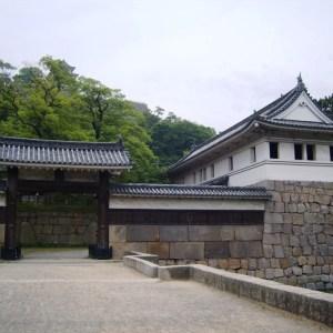 Château de Marugame - Entrée