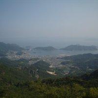 Shodoshima : Olives, Téléphérique, Shoyu, Singes et 24 Prunelles... (Jour 8 : 25 mai 2009)