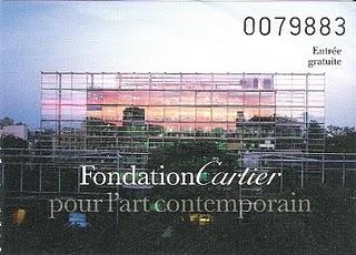 Fondation Cartier - Kitano