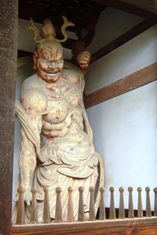 Nio à Horyuji