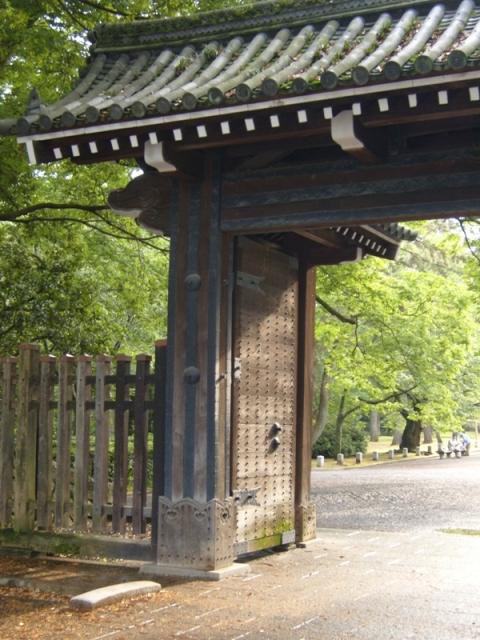 Kyoto Gyoen - 1