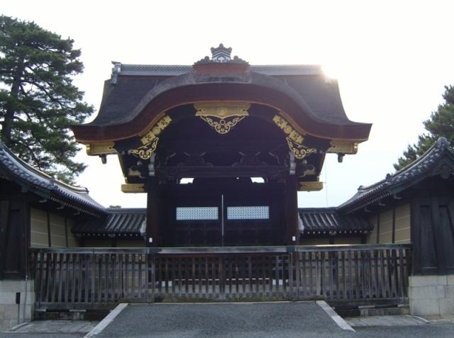 Kyoto Gyoen - 3