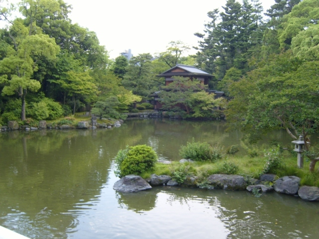 Kyoto Gyoen - 5
