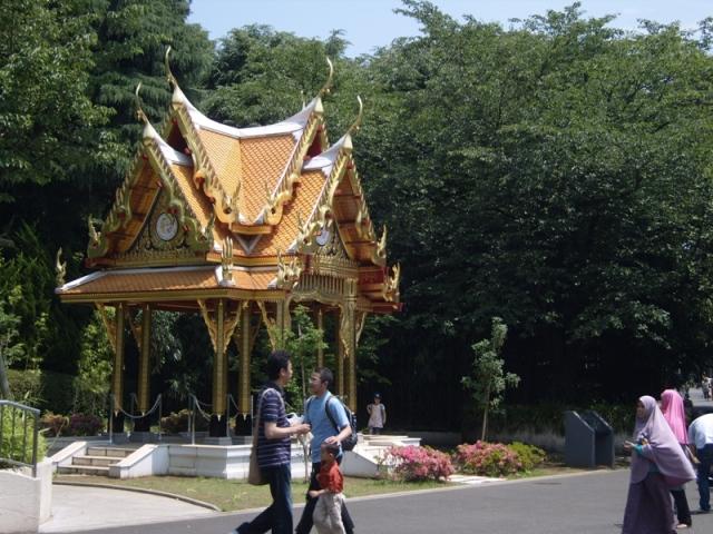Pagode Thaï - Ueno