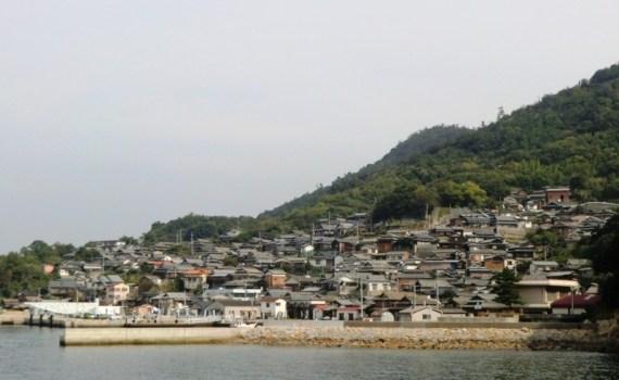 Le port d'Ogi