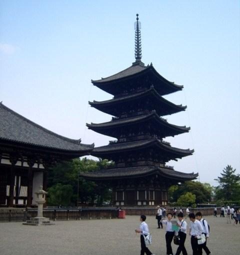 Kōfukuji à Nara