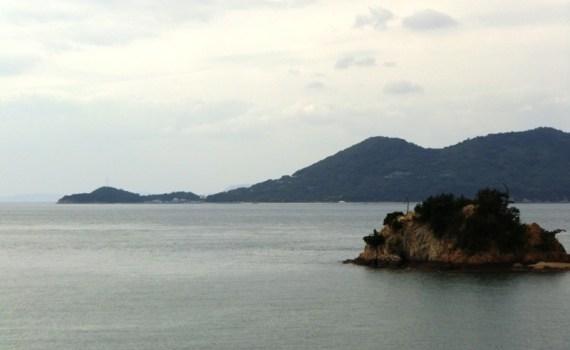 Ogijima depuis Oshima