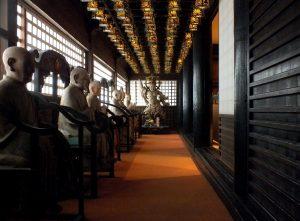 Le Sanbutsudō de Hōnen-ji