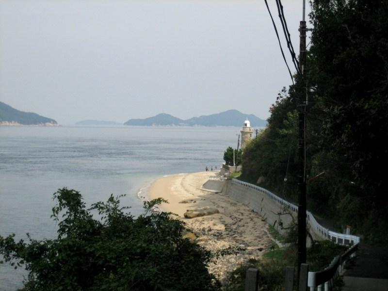 La Route du Phare d'Ogijima