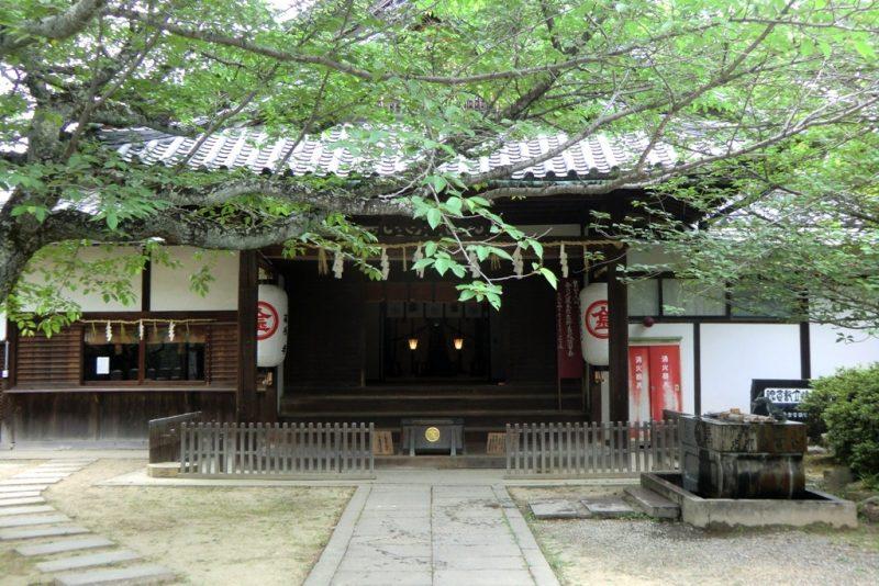 Konpira-san - Premieres Marches - Sanctuaire avant le sanctuaire 1