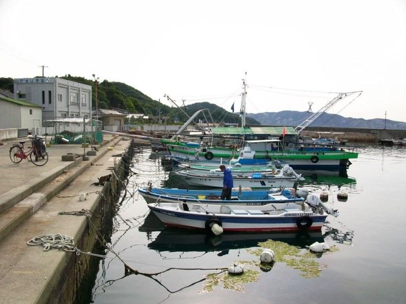 Teshima Ieura - Port - 1