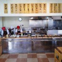 Restaurant de Udon dans Takamatsu