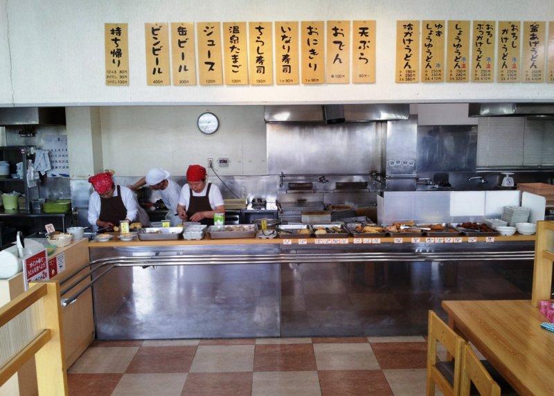 Restaurant de Udon