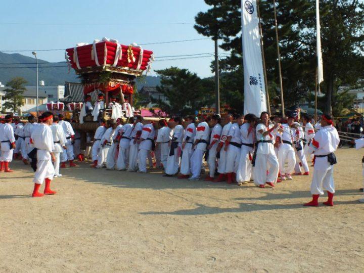 Uchinomi Matsuri - Shodoshima - 49
